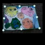 子どもの絵をきれいにデータ化するスマホスキャナー